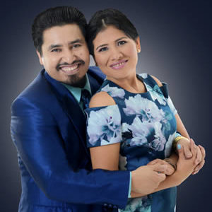 Pr. Nain Villagomez- Ptra. Marlene Muñoz  Pastores principales del Ministerio Plenitud